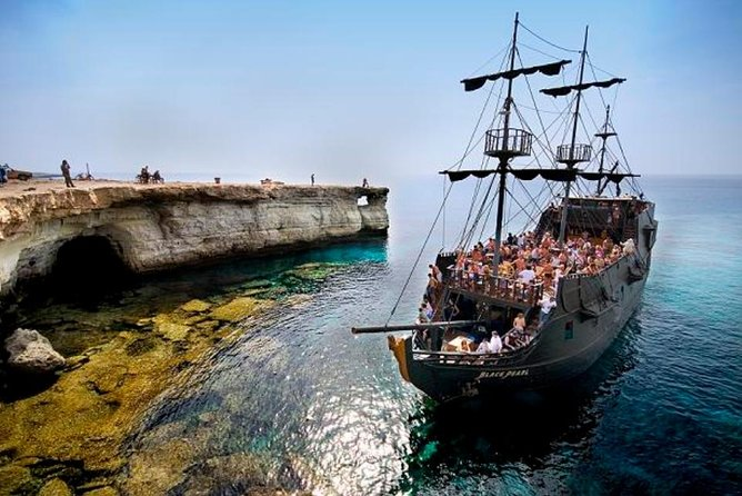 Black Pearl Pirate Ship from Ayia Napa Hotels, Ayia Napa, CHIPRE