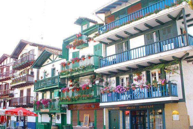 Excursión a Hondarribia y Pasaia (San Pedro y San Juan), San Sebastian, ESPAÑA