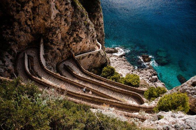 Sorrento Coast and Capri boat tour from Amalfi, Amalfi, ITALIA
