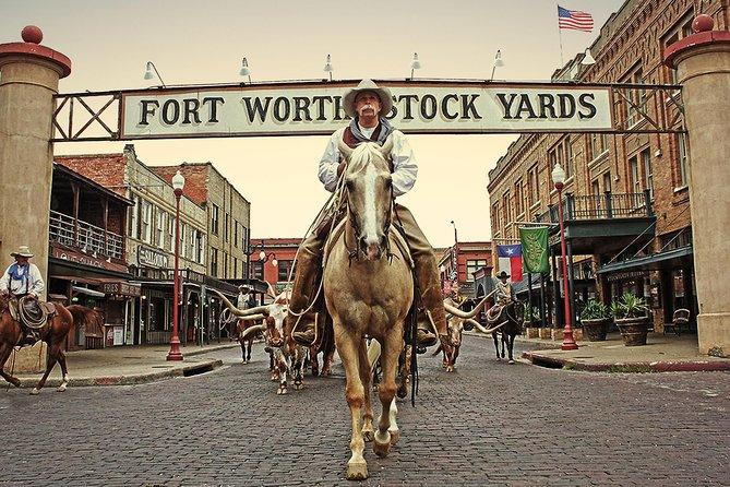 Best of Fort Worth Tour Private Sightseeing Bus Tour, Dallas, TX, ESTADOS UNIDOS