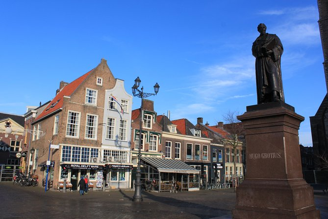 Walking Tour of Delft - The City of Orange and Blue, The Hague, HOLLAND