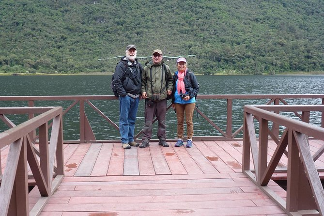 Cajas National Park Half Day Tour, Cuenca, Equador
