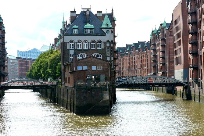 Hamburg Small Group Walking Tour, Hamburg, GERMANY