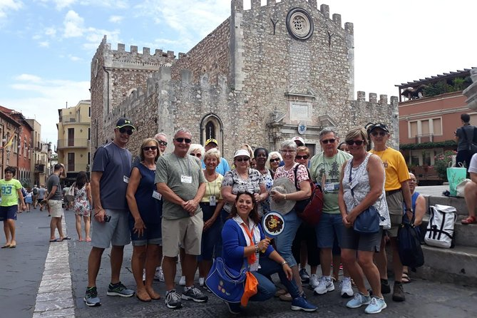 An opportunity to discover and visit Taormina (52 km away from Messina) with its Greek Theater, Corso Umberto and its exclusive shops and famous bars. You will admire the wonderful landscape and Isola Bella, a nature riserve-Unesco Heritage. The tour also includes a short visit to the picturesque village of Castelmola.