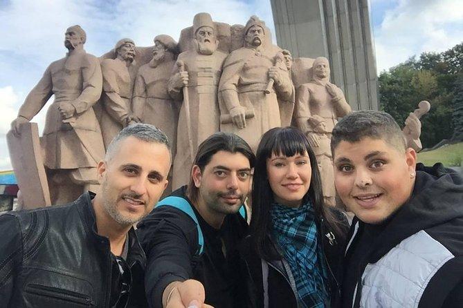 Open Tour em Kiev - História e vida moderna em 3 horas, Kiev, Ucrânia