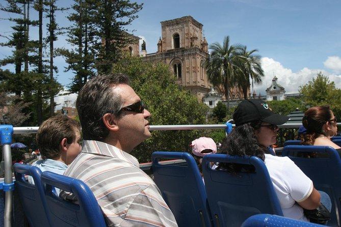 Turibus Bus Cuenca Cuenca City Tour SightSeeingTour, Cuenca, ECUADOR