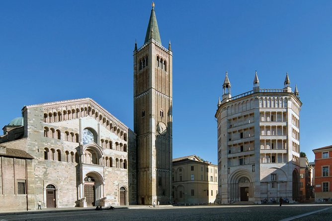 Parma Basic Walking Tour Itinerary: Discover Parma Capital of Culture&Gastronomy, Parma, ITALIA