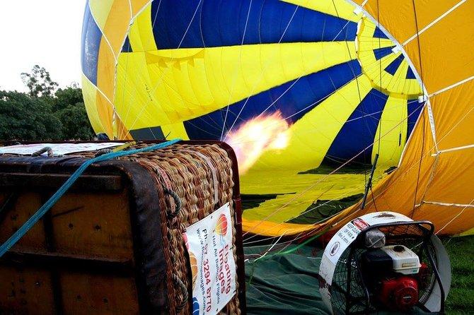 Greater Brisbane Hot Air Balloon Flights - City & Country views - 1 hour flight!, Brisbane, AUSTRALIA