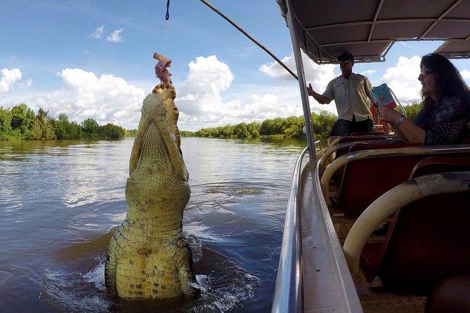 MÁS FOTOS, Pathfinder Jumping Crocodile Cruise Shuttle Bus