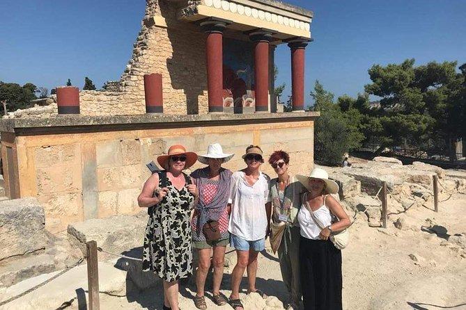 MiniVan for Private Tour Transfer in Heraklion Crete, Heraclion, GRECIA