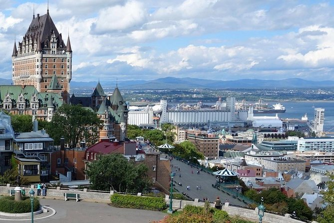 VIP Mobility Challenged Old City by Private Car Tour, Quebec, CANADA