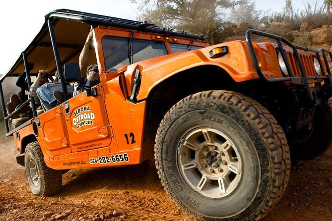 MORE PHOTOS, Cliff Hanger Trail: Sedona 4WD Hummer Experience