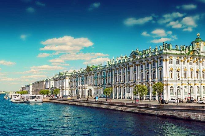 MÁS FOTOS, TODO INCLUIDO: recorrido de día completo por San Petersburgo