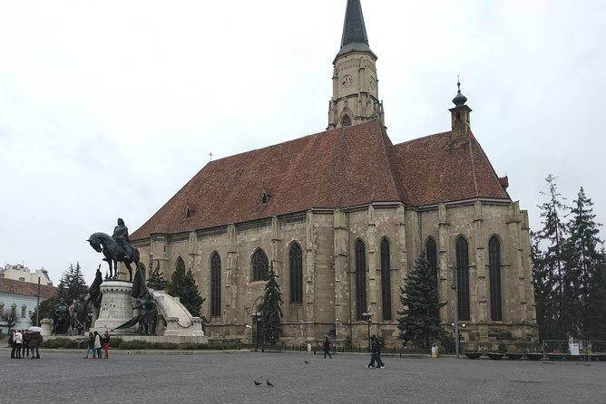 CLUJ Private Tour: Medieval City Center Walking Tour & Exploration Game, ,