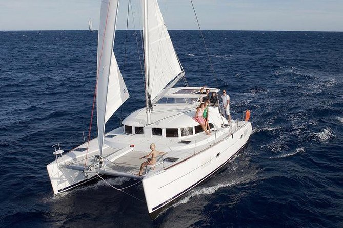 MÁS FOTOS, Catamaran Day & Sunset Cruises with meals Drinks and transportation