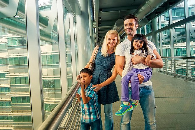 Skip the lines at the Petronas Twin Towers observation deck and marvel at the panoramic Kuala Lumpur views. Enjoy your visit conveniently without any hassle of long queues at the counter. Maximum booking size of 15 travelers.