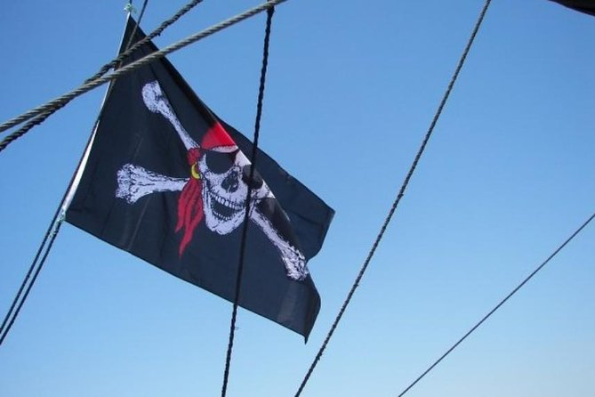 Black Pearl Pirate Ship from Protaras Hotels, Ayia Napa, CHIPRE