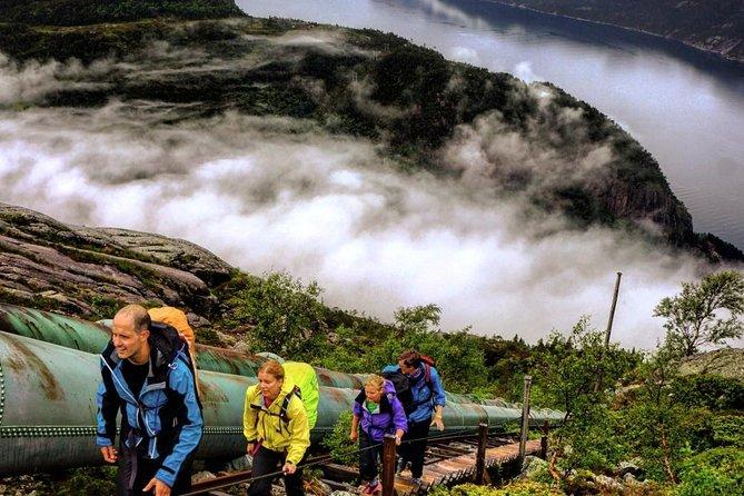 Florli Stairway Hike, Stavanger, NORUEGA