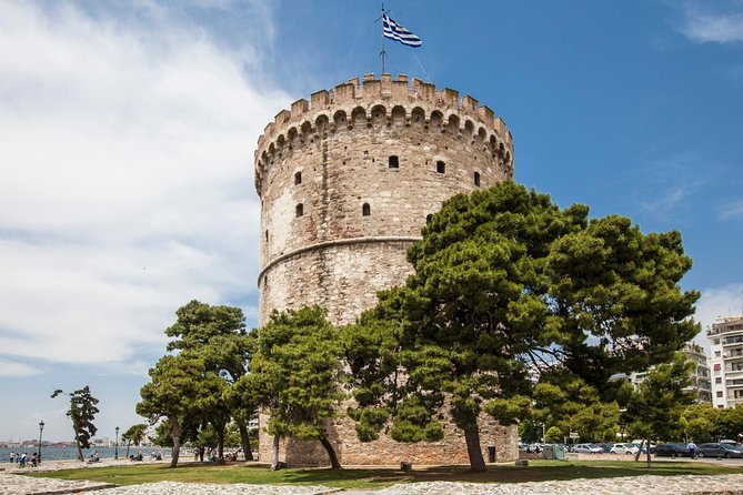 Run and hike in Thessaloniki. Alexandros Route., ,