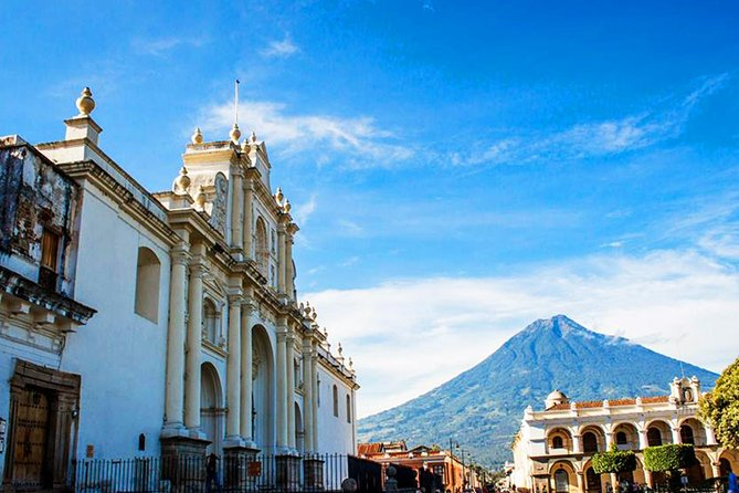 Puerto Quetzal Shore Excursion – Private tour: Colonial Antigua City Highlights, Puerto Quetzal, GUATEMALA