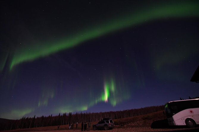 Aurora Lodge Viewing, Fairbanks, AK, ESTADOS UNIDOS