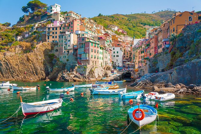 Cinque Terre Full Day Small Group Tour from Montecatini, Montecatini Terme, ITALIA