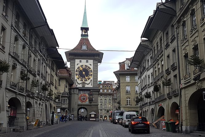 Bern Capital City Private Tour from Basel, Basilea, SUIZA