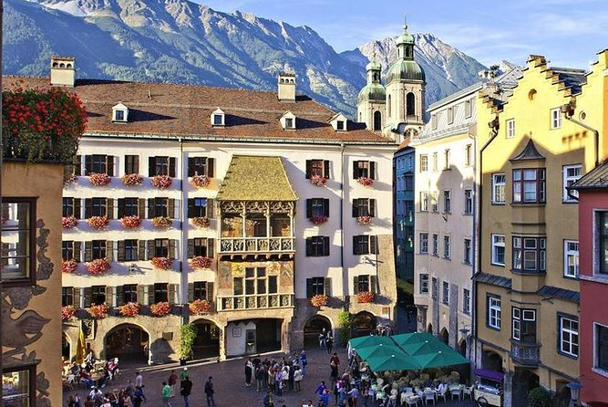 Innsbruck city tour - 3 hours - with private an local tourguide, Innsbruck, AUSTRIA