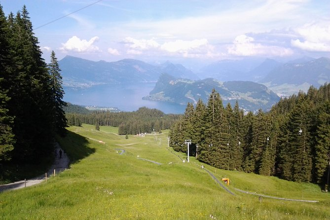 Pilatus golden tour & lake cruise with private tour guide from Lucerne, Lucerna, Switzerland