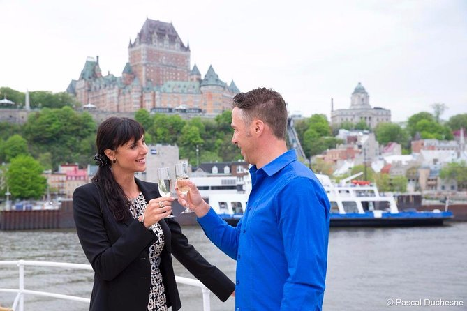 Quebec City Guided Sightseeing Cruise, Quebec, CANADA