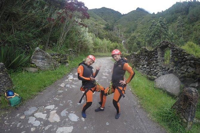 MÁS FOTOS, Small-Group Canyoning Experience in Baños de Agua Santa