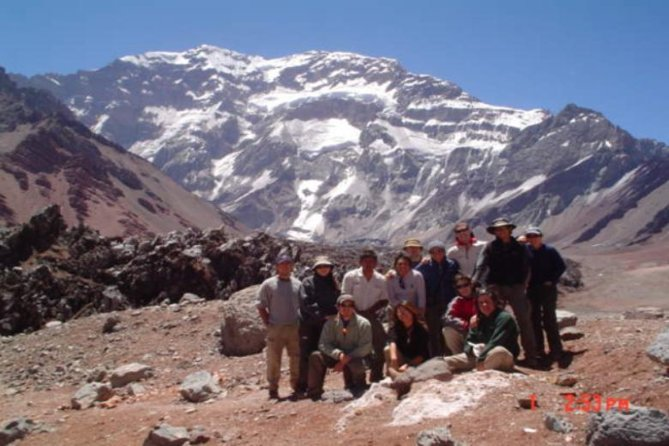 Full Day High Mountain Small Group Tour from Mendoza, Mendoza, ARGENTINA