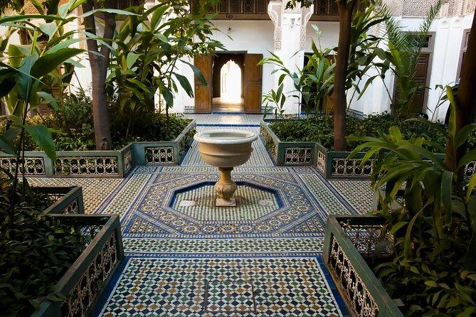 Marrakech: Private Guided Half-Day City Tours, Marrakech, Ciudad de Marruecos, MARRUECOS