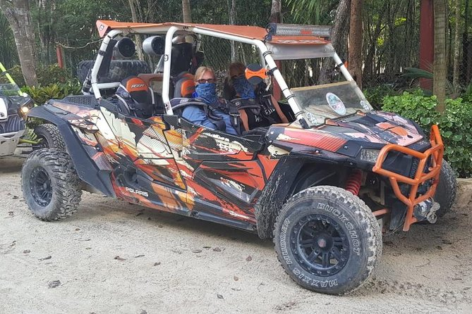 Excursão de buggy em Playa del Carmen para nadar no Cenote e visita a uma vila maia, Playa del Carmen, MÉXICO