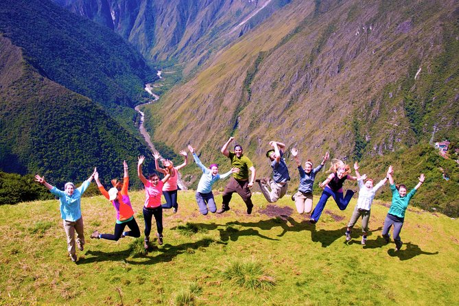 MAIS FOTOS, 4 Day - Inca Trail to Machu Picchu - Group Service