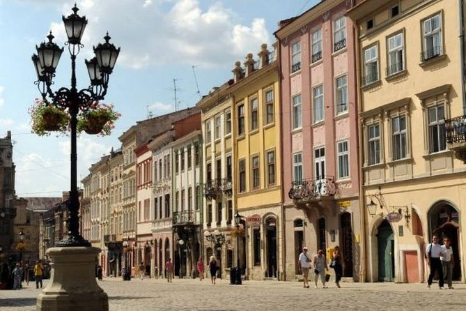 3-Day Small-Group Tour of Lviv Highlights, Leopolis, Ucrânia