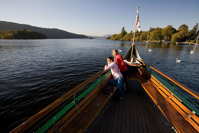 Explore the rugged Lake District on this 5-day experience from Windermere, including hotel or guesthouse accommodation and two full-day tours & one half day tour. Enjoy a Ten Lakes Spectacular trip with a lake cruise and visits to pretty Buttermere, Grasmere and Keswick; plus a High Mountain Passes tour over epic Hardknott Pass to see Muncaster Castle and ride the Ravenglass and Eskdale railway. You will also enjoy a half day Beatrix Potter's Favourite Countryside Tour visiting Hawkshead, Tarn Hows and Hill Top Farm. As well as breakfasts, your tour includes a fantastic overview of the Lake District plus round-trip hotel transfers in Windermere and Bowness.