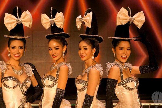 Tiffany's Show(Pattaya), Pattaya, Thailand