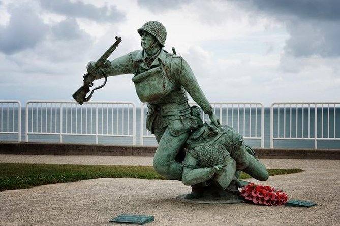 D-Day tour - Utah Beach & Omaha Beach - suitable as a day trip from Paris, Bayeux, FRANCIA