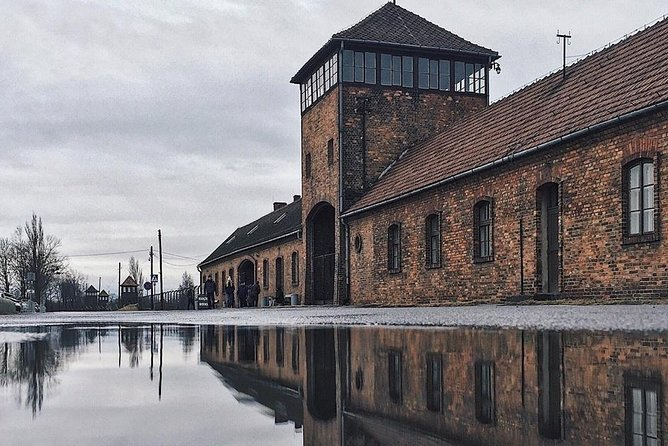 During this day tour, you will have a chance to visit the largest WWII Nazi concentration camp and learn the tragic story of the Holocaust on a guided tour of the Auschwitz-Birkenau Memorial and Museum. You will have an introduction to the origins of the camp, its history and the everyday life of prisoners. You will also see the original barracks, barbed wire, gas chambers and platforms.<br><br>The museum was founded in 1947, and since 1979 the camp has been listed as a UNESCO World Heritage Site. Now every year millions of visitors are walking through the gate with the sign 'Arbeit Macht Frei'– work sets you free