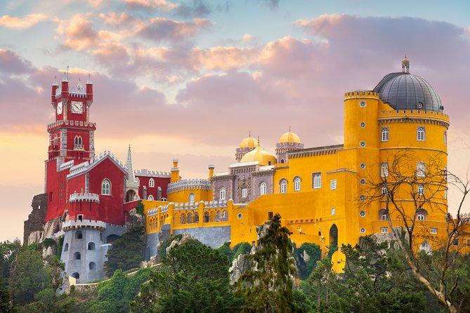 Excursão de dia inteiro a Sintra, Cabo da Roca e Palácio da Pena saindo de Lisboa, Lisboa, PORTUGAL