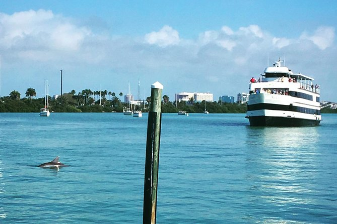 Clearwater Daytime Yacht Sightseeing Cruise with Optional Dining, Clearwater, FL, ESTADOS UNIDOS