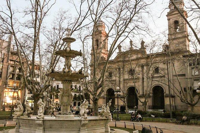 Excursão pela cidade de Montevidéu, ,