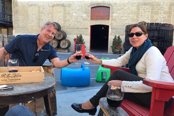 La Rioja Wine Tour with Gourmet lunch from Bilbao, Bilbao, ESPAÑA