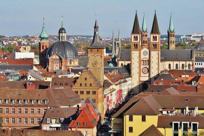 Beer Brewing History Self-Drive Tour from Wiesbaden to Regensburg including Wuerzburg and Nuremberg with NurembergCard, Frankfurt, Alemanha