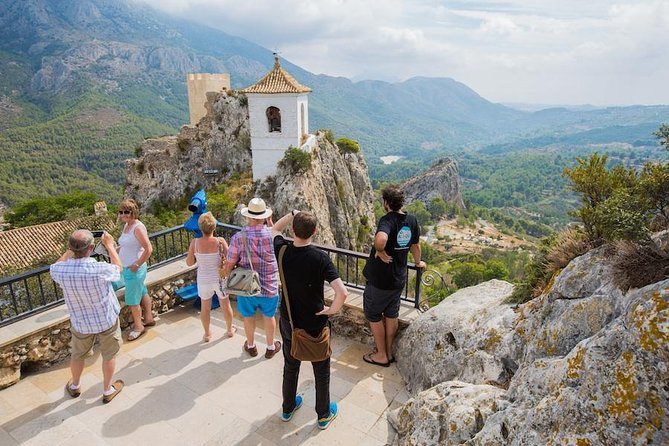MÁS FOTOS, Guadalest and Algar Springs Guided Tour from Alicante
