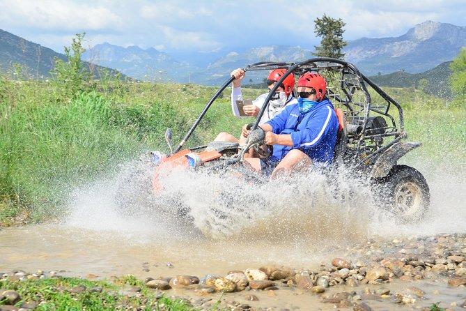 MÁS FOTOS, Buggy Safari at Koprulu Canyon National Park - 20 km riding experience