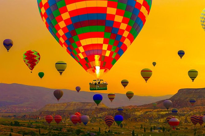 Cappadocia Tour From Kemer 3 Days <br><br>Cappadocia, the place, like the fairy tale!<br><br>This journey takes you, where the world has to offer one of the most beautiful landscapes! You will not believe your eyes; here is a perfect creation of nature!
