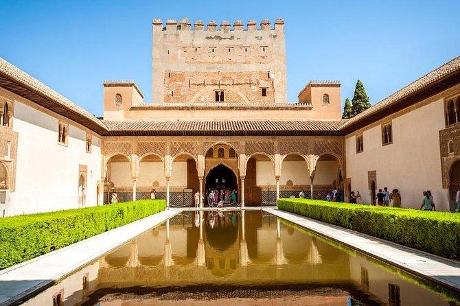 Visita guiada de la Alhambra desde Málaga y Costa del Sol, Malaga, ESPAÑA