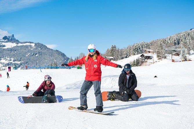 Clase de esquí o snowboard para principiantes en Grindelwald desde Interlaken, Interlaken, SUIZA